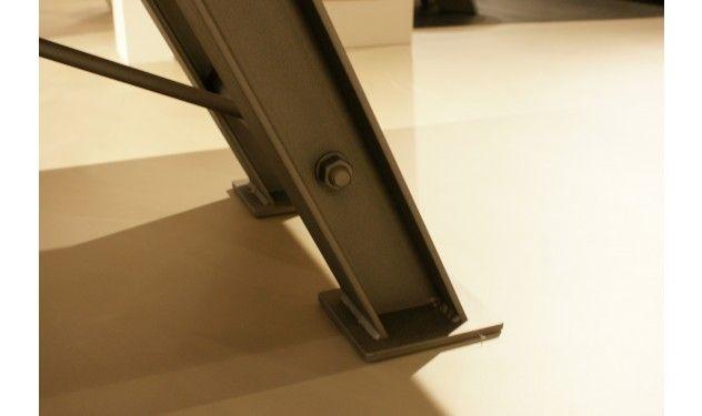 Bridge design tafel, custom made Design, Han van der Donk