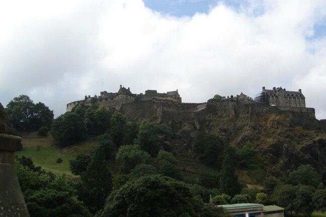 A la conquista de Escocia. Empezando por el castillo de Edimburgo/ Conquering Scotland. First step: Edimburgh Castle