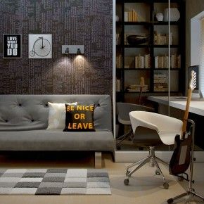 Home Office Ideas For Men best 20+ masculine home offices ideas on pinterest | man office