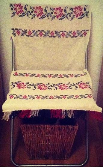 Romanian traditional cloth
