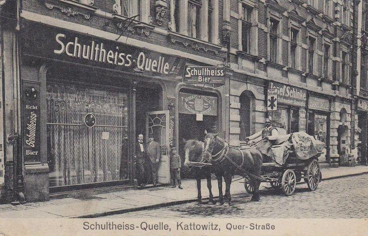 Zdjęcie numer 2 w galerii - Najpierw kręta wiejska droga, potem szykowny salon Katowic. Ta ulica aż osiem razy zmieniła nazwę