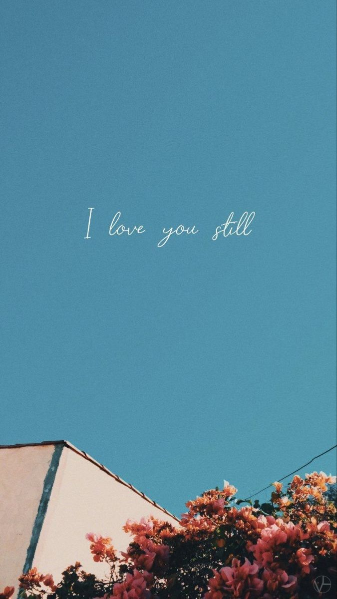 I Love You In 2020 Simple Wallpapers Aesthetic Wallpapers Aesthetic Iphone Wallpaper