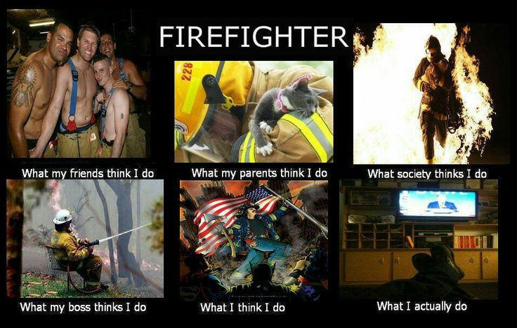 HAHAHA! kinda true that firefighter funnies | Share