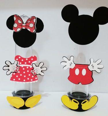 Tubet Mickey e Minie