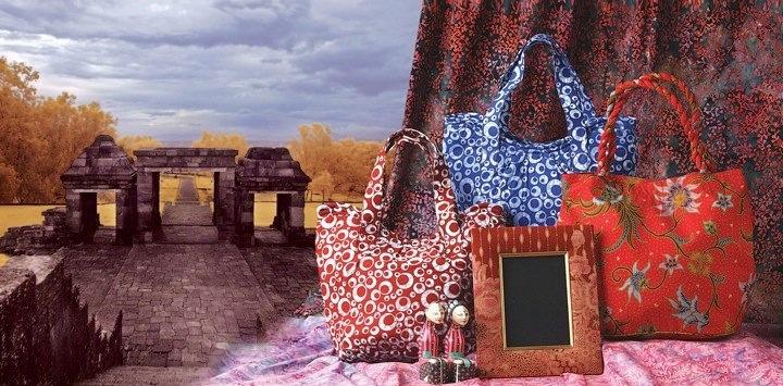 Batik Picnic Bag Collection