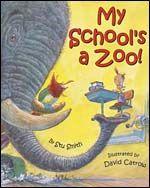 Teaching Similes with Children's Books -- Best Books List | #kidsmoveandtalk