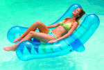 Rock it! Inflatable Pool Lounger