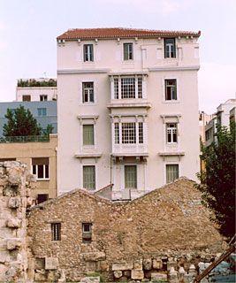 ΑΡΧΕΙΟ ΝΕΟΤΕΡΩΝ ΜΝΗΜΕΙΩΝ - Μέγαρο Θεοδωρίδη