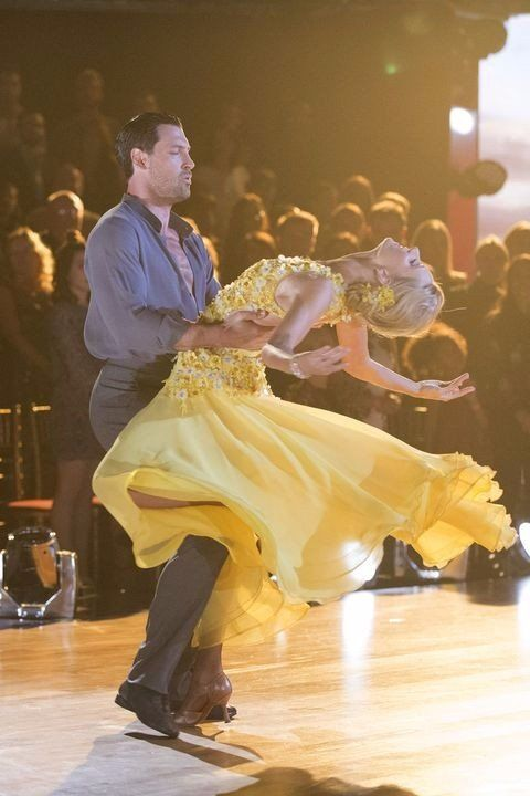 Heather Morris Leaves Glee Behind With a Stunning DWTS Performance