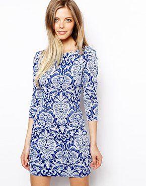 Caribbean - Style - dresses - print - This Way   Stylista.dk