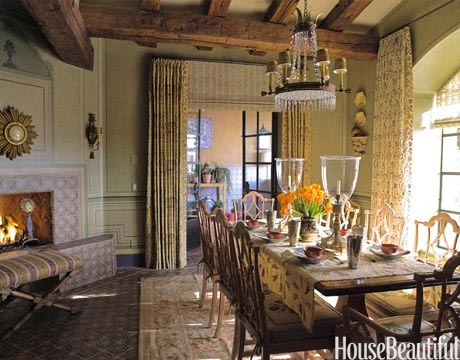 76 Best Dining Rooms Images On Pinterest  Dining Rooms Sweet Awesome French Country Dining Room Decorating Ideas Review