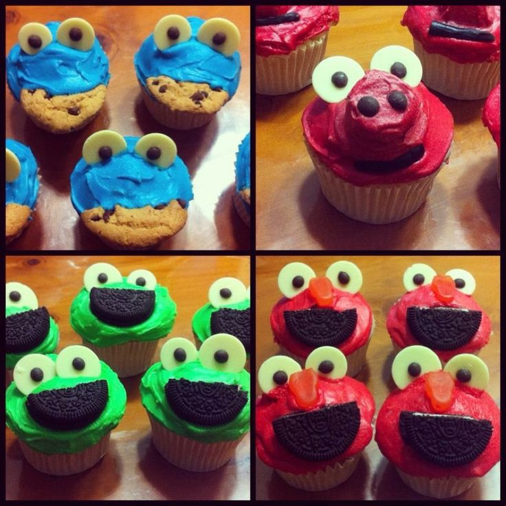 Muppets Cupcakes 🎂