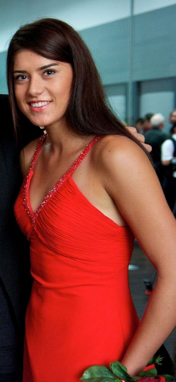 Sorana Cirstea | Tennis | Pinterest | Tennis and Red