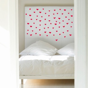 Basic Hearts Wall Sticker now featured on Fab.