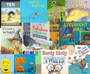 Technology Themed Picture Books – TinkeringChild