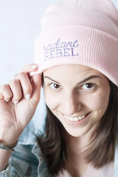 Radiant Rebel Beanie Hat