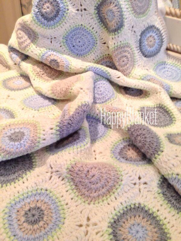 Handmade crochet design baby blankets - el yapimi tig isi bebek battaniyesi