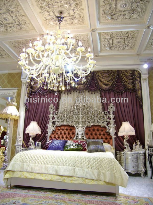 luxury european classical bedroom set wood carving bed bedroom rh pinterest es