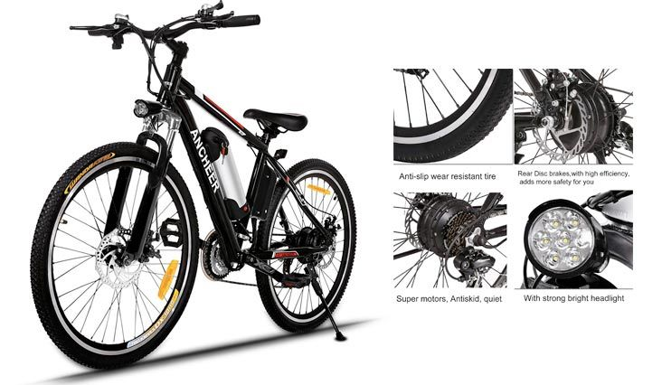 Top 10 Best Durable Li Ion Electric Bicycles For Simple Ride With