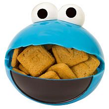 Sesame Street Snack O Sphere - Blue Cookie Monster