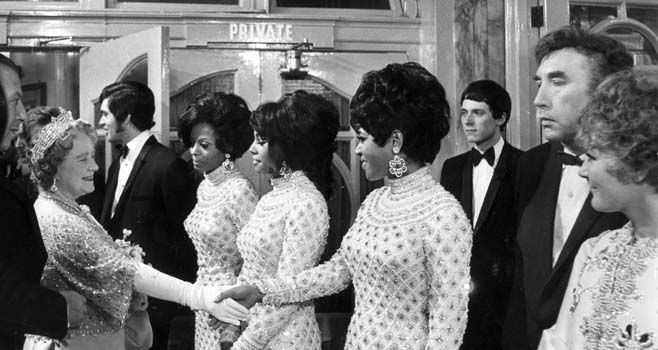 Meeting The Supremes