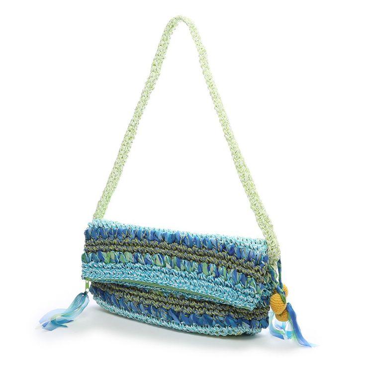 tsumori chisato CARRY crochet bag
