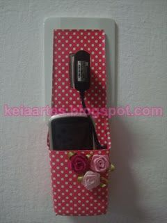 .keia artes: Porta carregador de celular