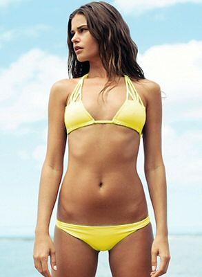 #yellow #bikini #acaciaswimwear #acacia #livebreathebikinis