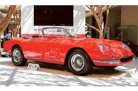 1967 Ferrari sells for $27.5m - a world record   GulfNews.com