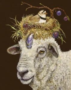 plum island sheep, vicki sawyer