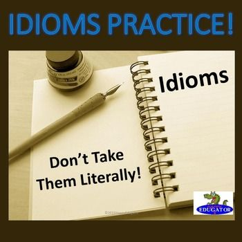 essay writing idioms