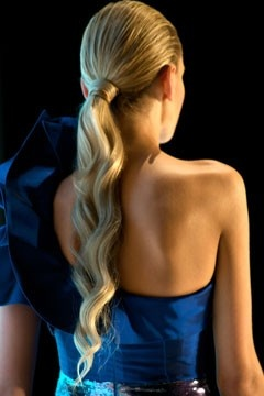 17 Best ideas about Wavy Ponytail on Pinterest ...