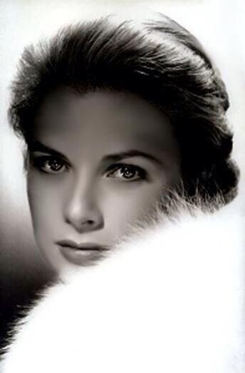 Take a beauty cue: Ingrid Bergman. People were just more attractive back then. Ingrid was so beautiful.