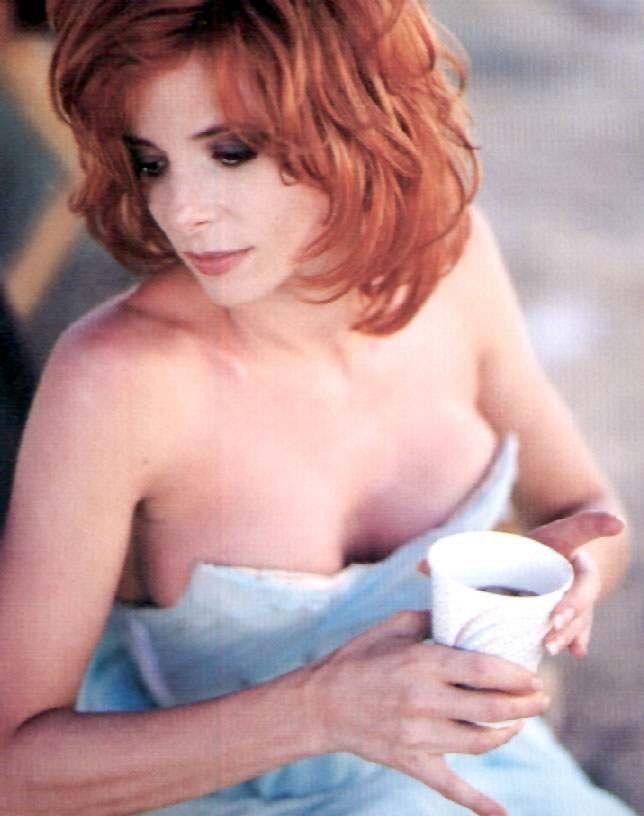 Mylène Farmer - Photographe Jeff Dahlgren - 1995