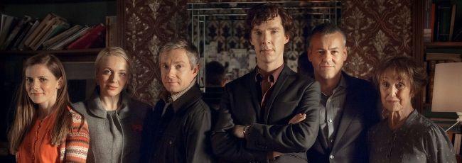 Sherlock (Sherlock) — 3. série