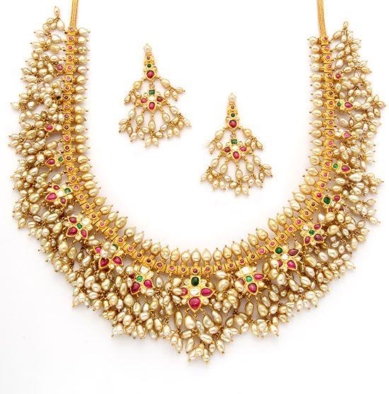 Mangatrai Pearls & Jewellery | Gutta Pusal