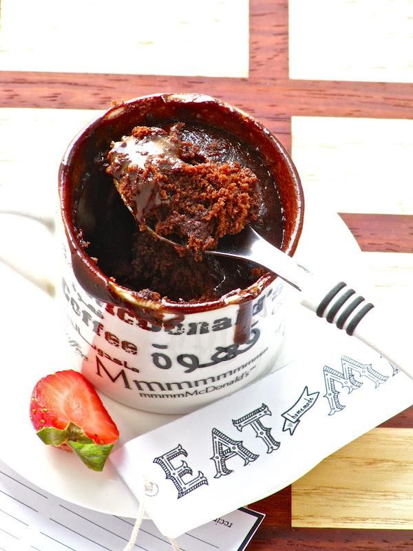 10 Amazing Mug Cake Recipes: Forget Cupcakes, Mug Cakes Are Where its At | Fox News Magazine