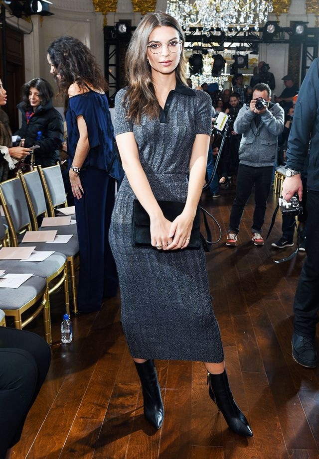 18f9fb49fd EmRata s Affordable Sneakers-and-Dress Combo Just Confirmed ...