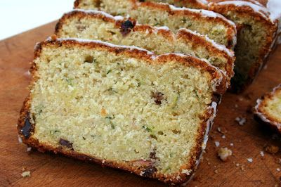 SEPTEMBER Belleau Kitchen: courgette and apple cake