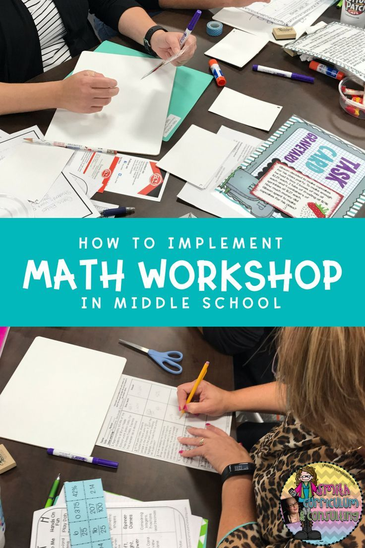Are you struggling with implementing Math Workshop