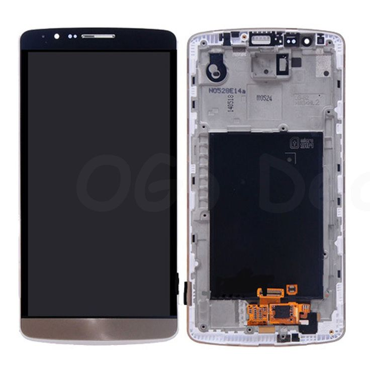 LG G3 LCD Screen and Digitizer Assembly With Frame  D855 D851 D850 LS990 - Gold @ http://www.ogodeal.com/for-lg-g3-lcd-screen-and-digitizer-assembly-with-frame-replacement-d855-d851-d850-ls990-gold.html