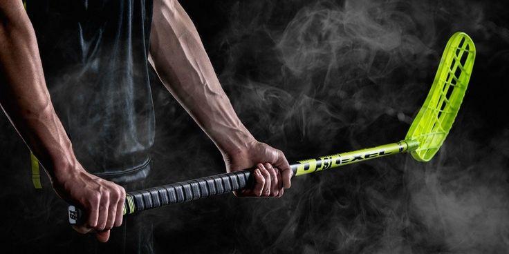 SQUARE1 Floorball Stick