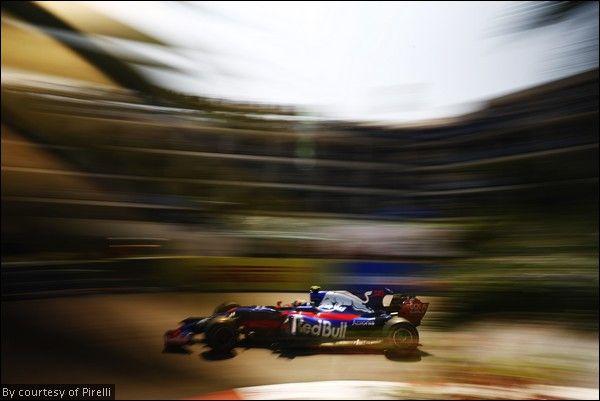 GP GB: Trovato tirante sospensione malconcio. Toro Rosso rischia sanzione!