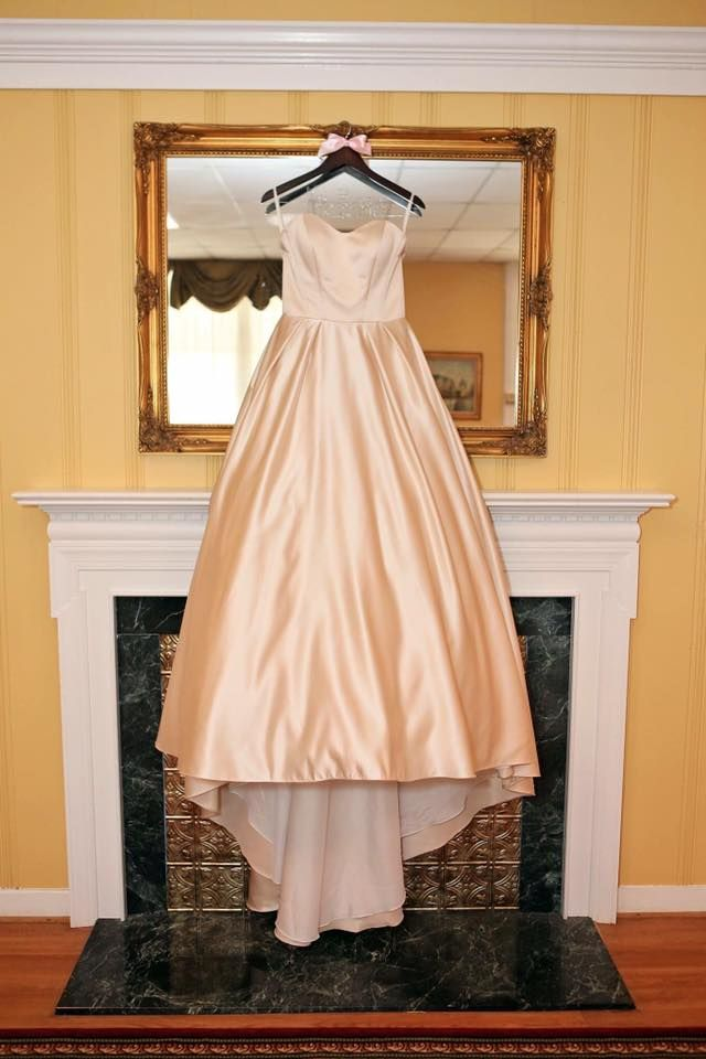 Pin By Inn At The Old Silk Mill On Wakefield Room Bridal Party Prep Strapless Dress Formal Formal Dresses Bridal Party