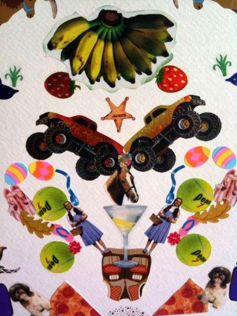 whimsical sticker wallpaper payton turner stickers