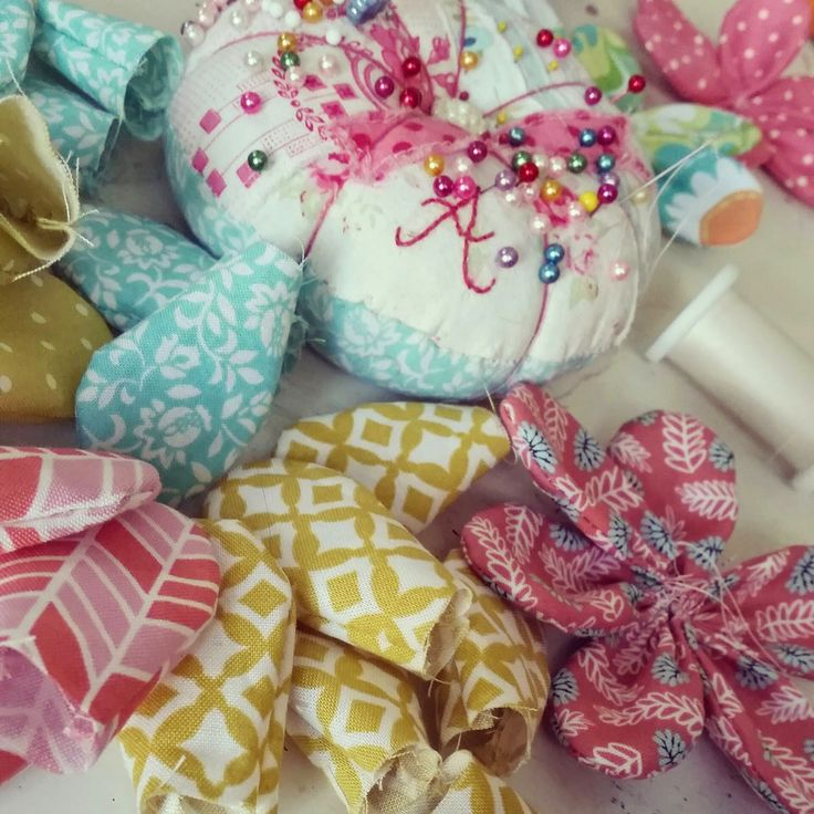today was... | Christmas break, Cake pops, Pin cushions