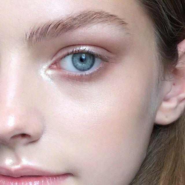 Makeup Look 1- clean, natural, dewy