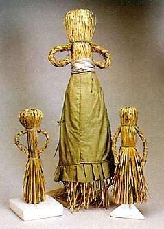 Ancient dolls