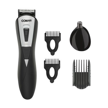 Conair Battery-Operated Beard And Mustache Trimmer