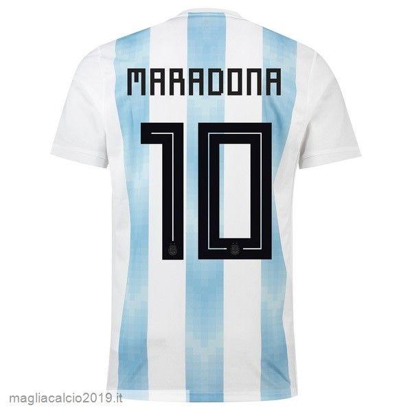 Completi Calcio In Offerta adidas NO.10 Maradona Home Maglia ...